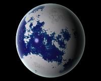 3d model planet morb