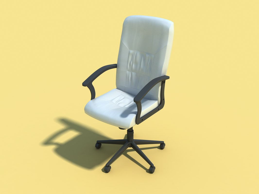3dsmax ikea office chair