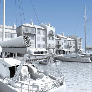 seaside port 3ds