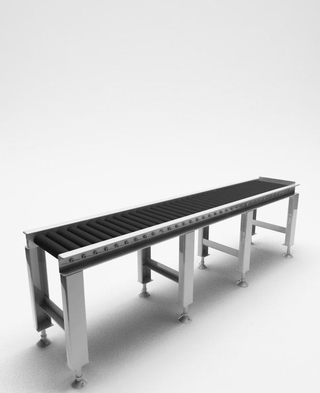 3d roll model