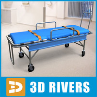 Stretcher 02 by 3DRivers