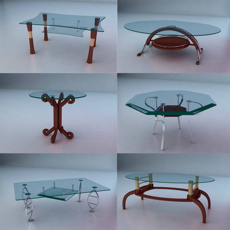 max center table chair