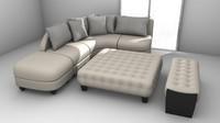 Tripod3D Sofa 02