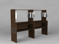 work table 3d max