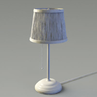 3d ikea table lamp model