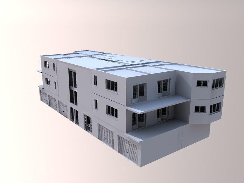 3d model house
