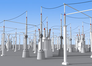 max electrical sub station
