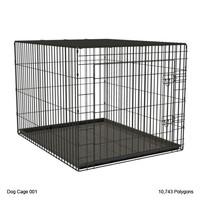 Dog Cage 001