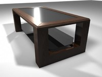 Living-room table