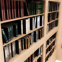 bookshelves books 3d model