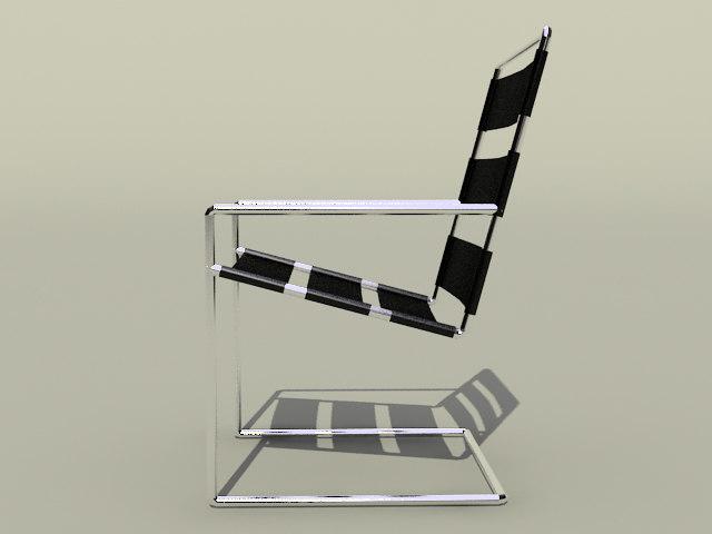 3dsmax chair materials
