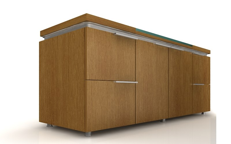 office credenza 3ds