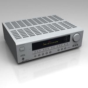 free dxf mode receiver onkyo tx-sr503