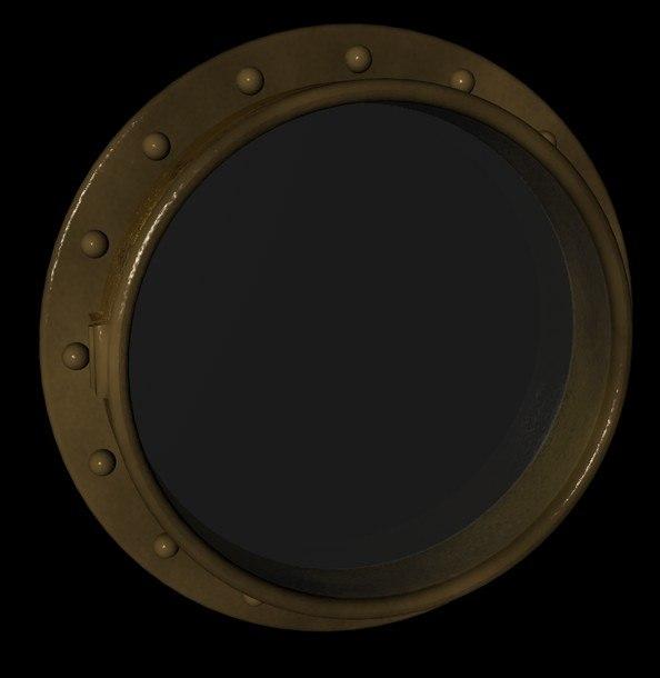 cinema4d simple porthole