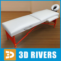 Massage table by 3DRivers