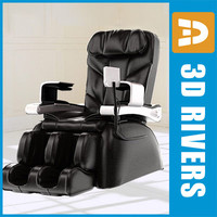 Massage chair by 3DRivers