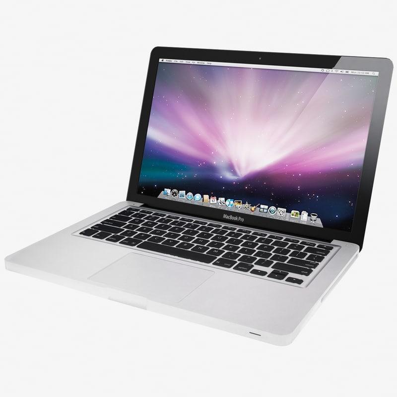 macbook pro keyboard 3d max