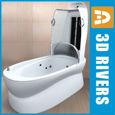 spa capsule 3d 3ds