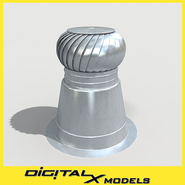 diffuser 2 3d model