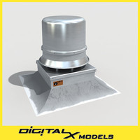 rooftop HVAC diffuser 5