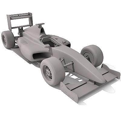 3ds max formula 1