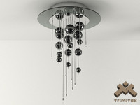 Bubbles 12PLP Lamp