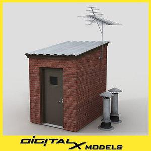 maya roof access 1