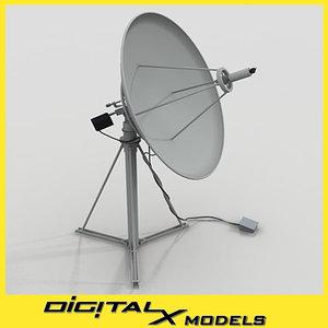 3ds satellite dish - medium