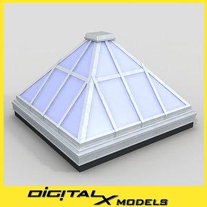 skylight 1 3d 3ds