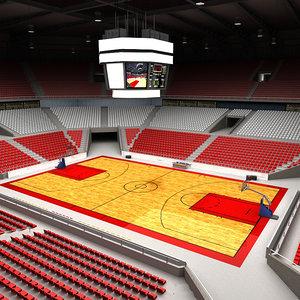 basketball arena max