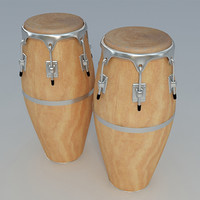3d congas
