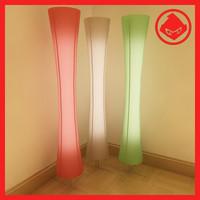 3d modern designer lamp