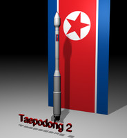 Taepodong 2 North Korean Missile