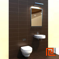 Sanitary ware collection 01