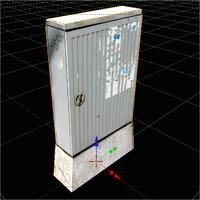 3d utility box
