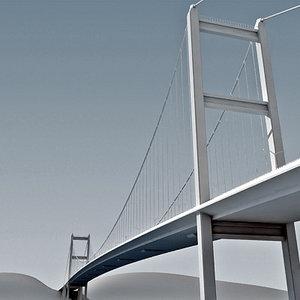 suspension bridge max
