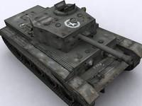 British Cromwell VII