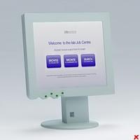 screen computer 3d 3ds