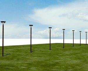 3d lamp bega