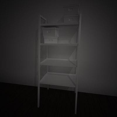 free 3ds model rack