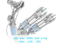 robotic arm -  weapon