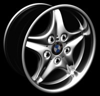 3d wheel roadstar
