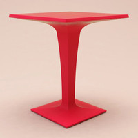 3d toy table model