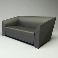 mb2 sofa design c4d