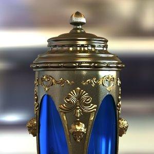 3ds max vintage vase