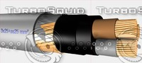 VG-YMvKasmb 3x25+as25 mm² 0,6-1 kV