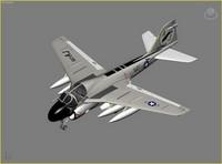 a-6a intruder va-35 3d model