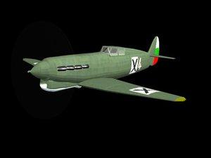bulgarian avia b-135 3d max