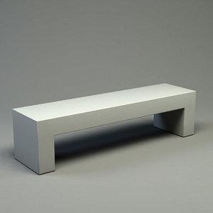 maya vc big bench vignelli