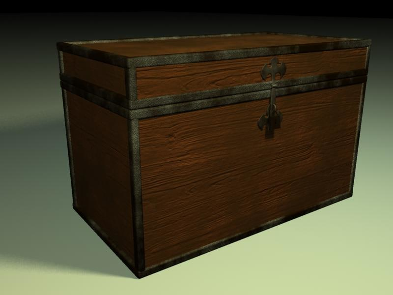 maya old chest